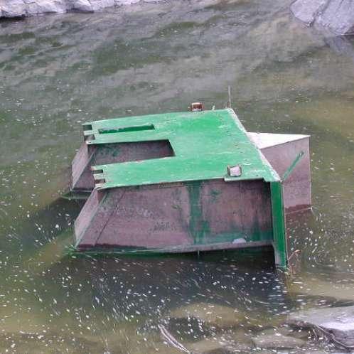 Barrage de Lussas