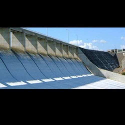 Rehausse du barrage de Urrá en Colombie - Clapets