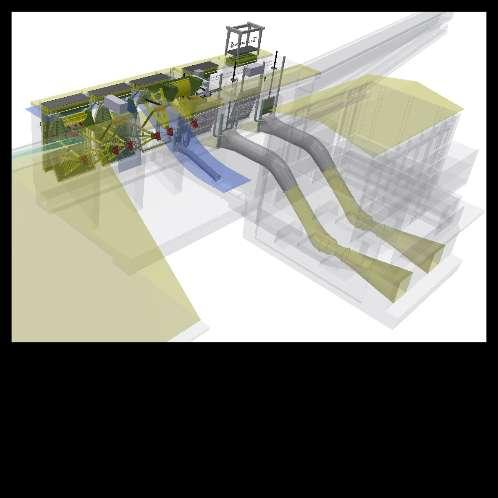 Aménagement du barrage de Singrobo.
