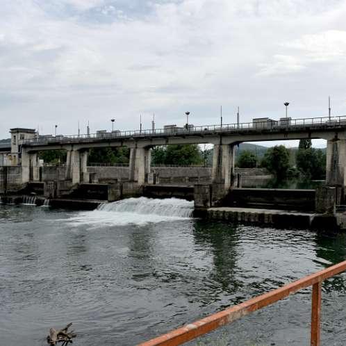 Barrage de Miramont