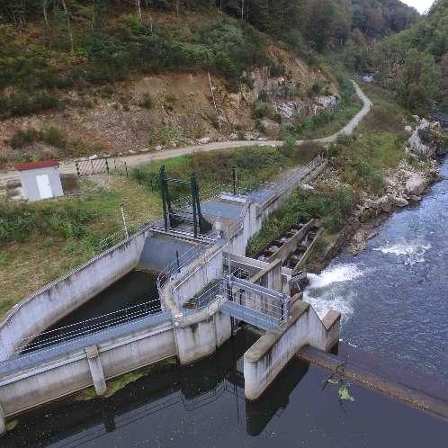 Centrale hydoélectrique de Palisse