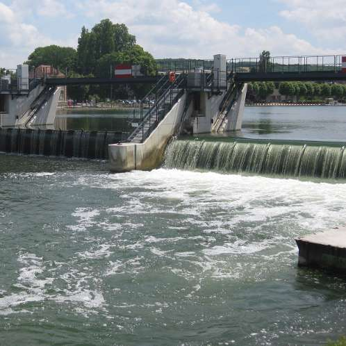 Barrage de Villeneuve-sur-Yonne