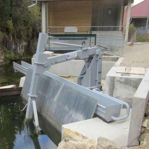 Rénovation de la centrale hydroéléctrique de Rochejean